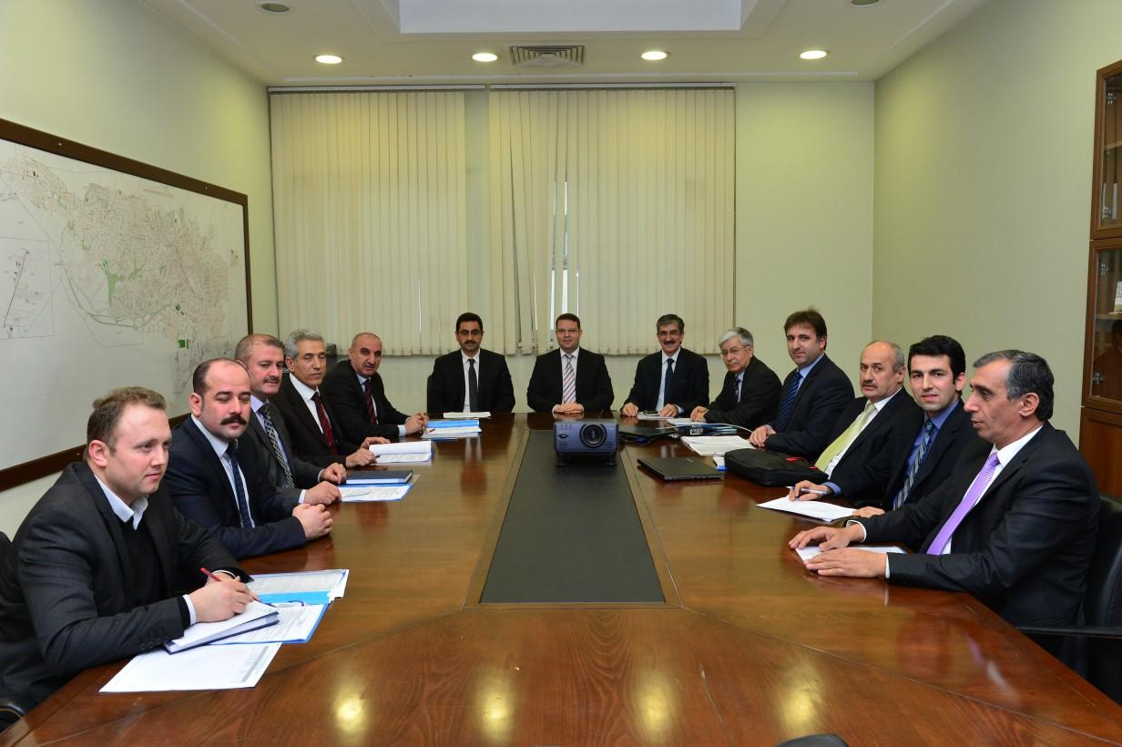 Kahramanmaraş Büyükşehir'de İlk Oturum Yapıldı