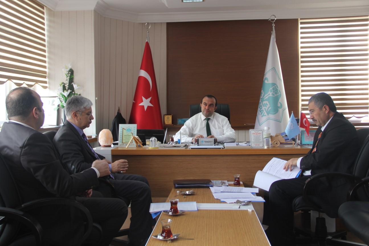 Aksaray'da İlk Toplantı