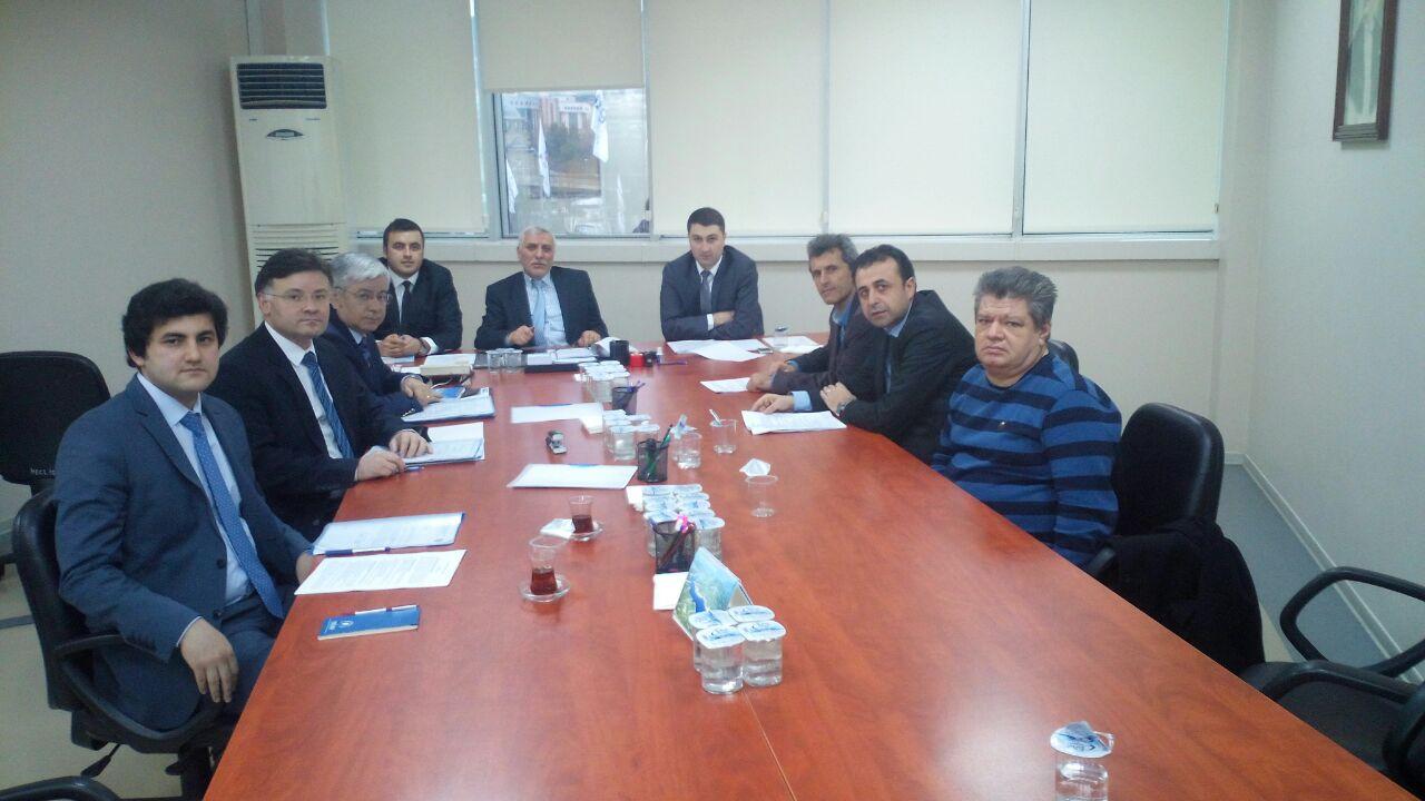 Büyükşehir'de Sağlık-İş Sözleşmesi Başladı