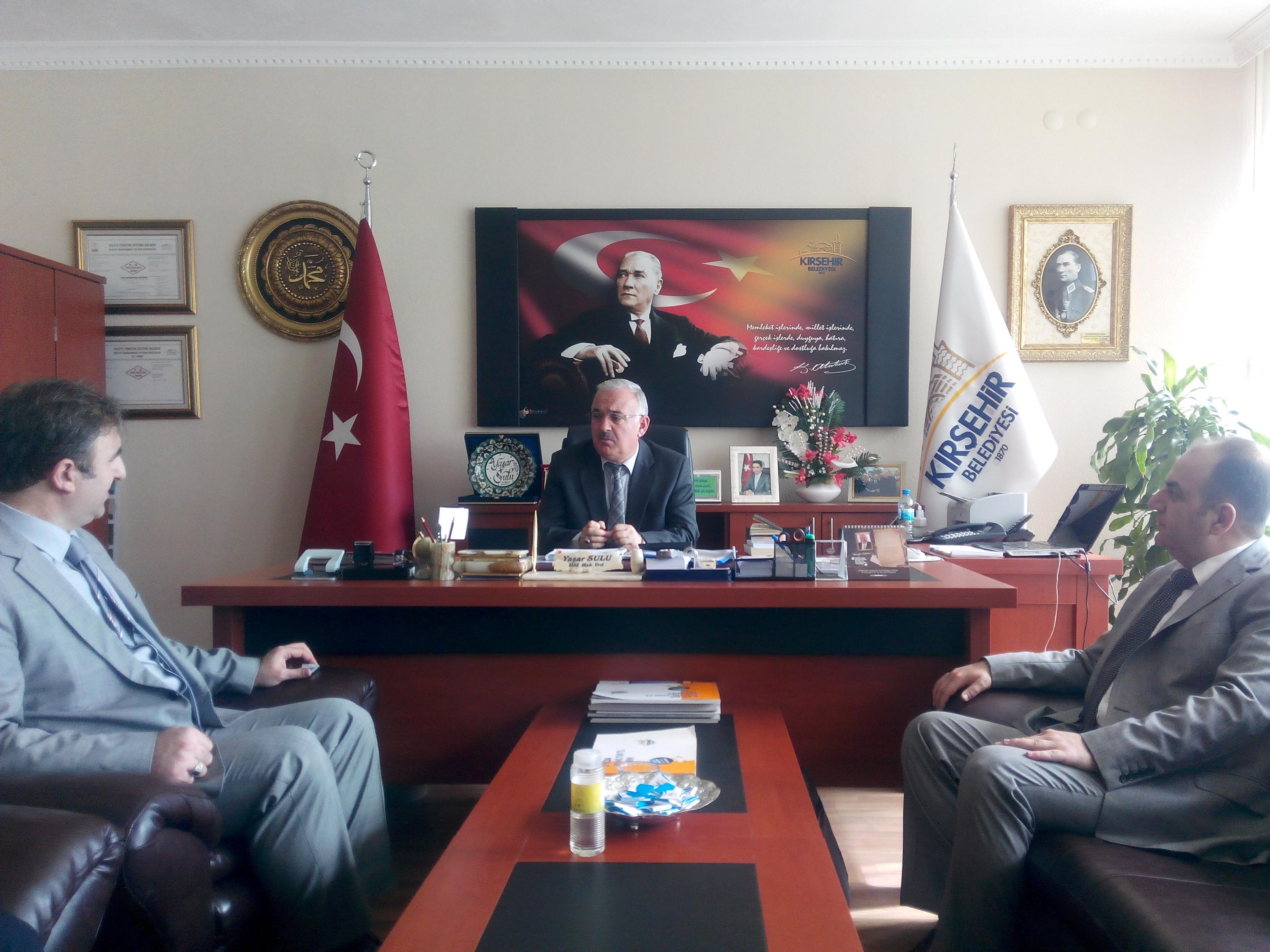 Kırşehir'de Mutlu Son