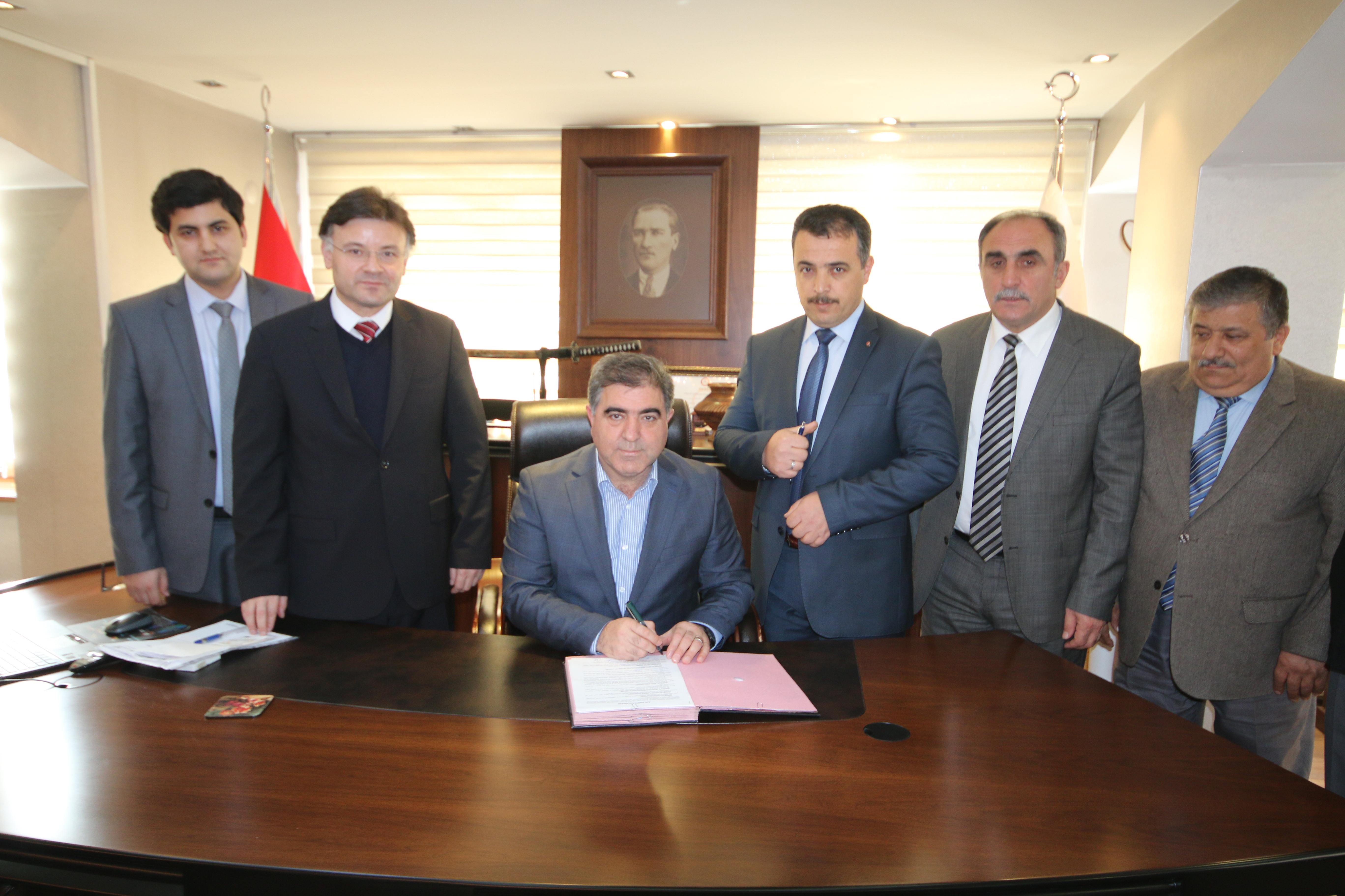 Amasya'da Anlaşma Sağlandı