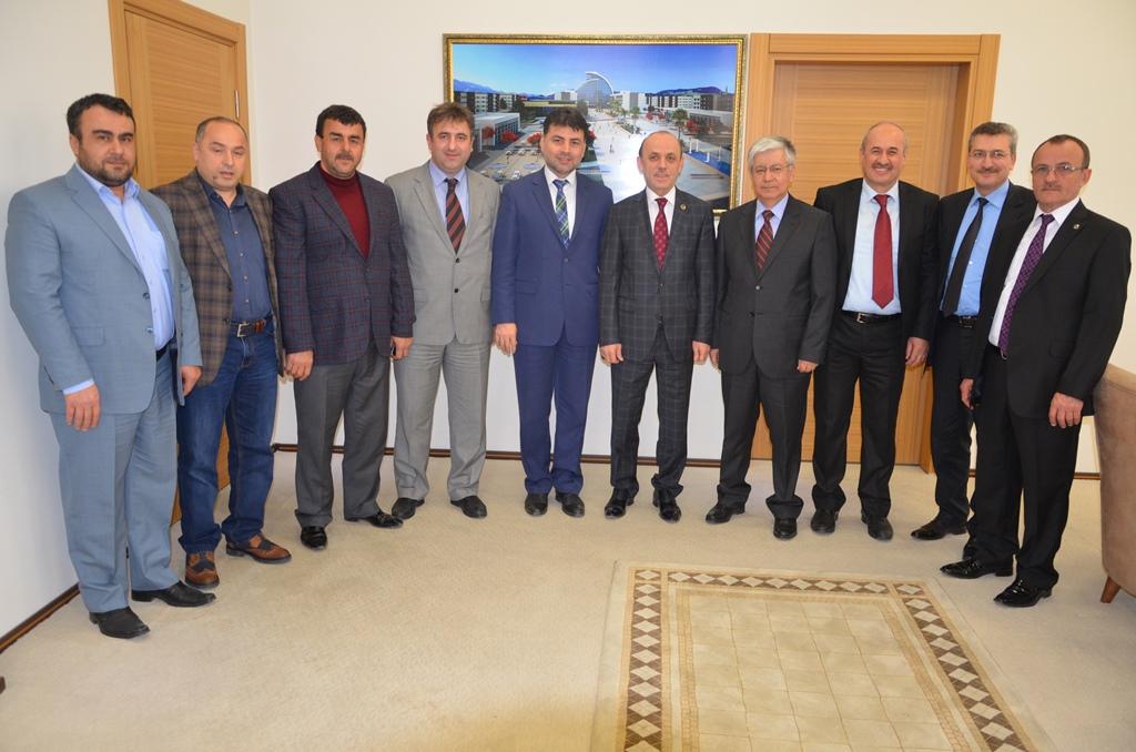 Erenler Belediyesi'nde İlk Oturum Heyecanı