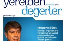 2. Sayı: Menderes Türel Röportajı