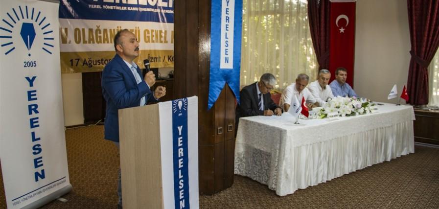 4.Olağanüstü Genel Kurul Toplantısı Yapıldı
