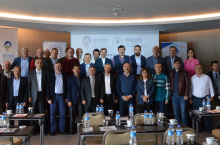 Üçüncü Çalıştay Antalya'da Sona Erdi