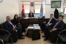 Çankırı'da İlk Toplantı Gerçekleştirildi