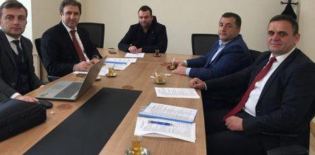 Altınova Belediyesi'nde Sözleşme Görüşmeleri Başladı