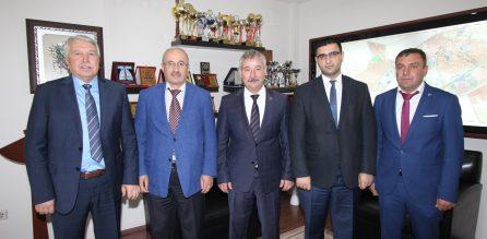 Saruhanlı'da Toplu İş Sözleşmesi Görüşmeleri Başladı