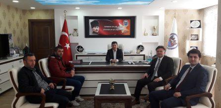 Gölköy Belediyesi'nde Görüşmeler Başladı