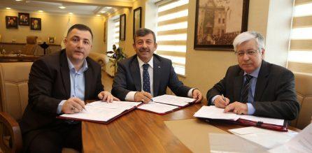 Darıca'da Toplu İş Sözleşmesi İmzalandı