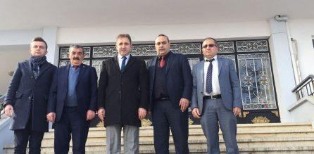 Sultandağı Belediyesi'nde İmzalar Atıldı