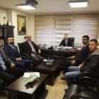 Şehzadeler Belediyesi'nde Görüşmeler Başladı