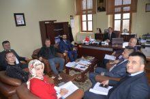Bilecik Belediyesi'nde TİS Görüşmeleri Başladı