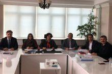 Aksaray Belediyesi'nde İmzalar Atıldı