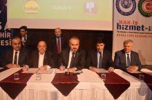 Bursa Büyükşehir ve BUSKİ'de Anlaşma Sağlandı