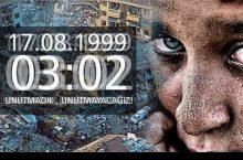 17 Ağustos Depremini Unutmayacağız