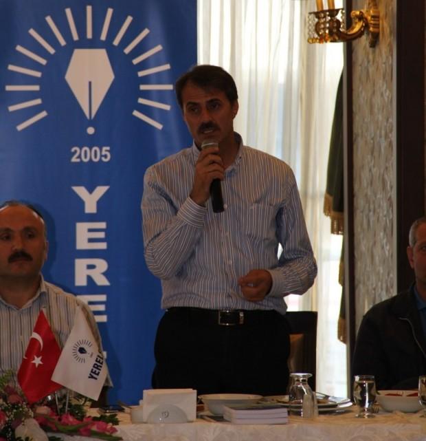Serdivan Belediye Başkanı Yusuf Alemdar