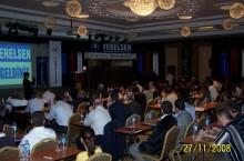 3) ALANYA EĞİTİM SEMİNERİ (26.11.2008 – 30.11.2008)