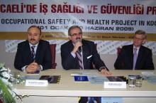 3) KOCAELİ'DE İŞ SAĞLIĞI VE GÜVENLİĞİ PROJESİ (01.01.2009-30.06.2009)