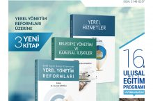 Yerel Yönetimler Üzerine 3 Yeni Kitap