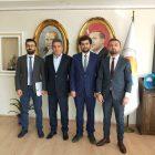 Marmara Belediyesi'nde İmzalar Atıldı