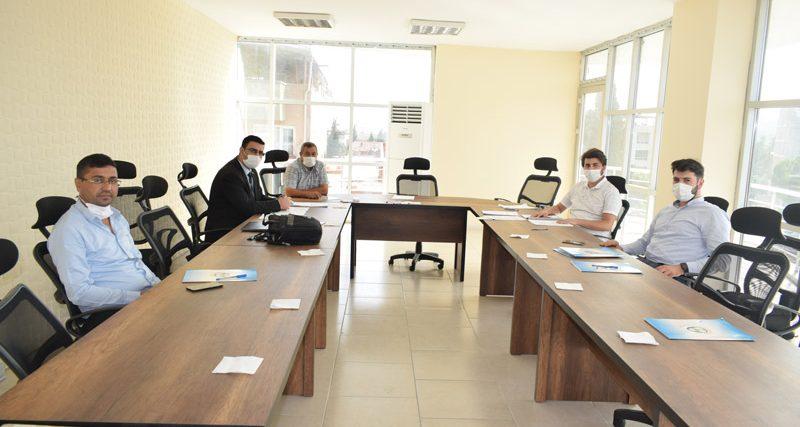 Ahbel Ahmetli Belediyesi A.Ş.'de TİS Görüşmeleri Başladı