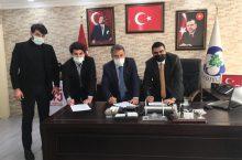 Ahbel Ahmetli Belediyesi A.Ş'de Görüşmeler Sonuçlandı
